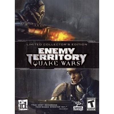 Enemy Territory: Quake Wars Limited Collectors Edition (輸入版)