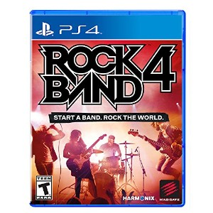 Rock Band 4 (Ps4 Software Only)