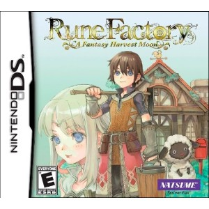 Rune Factory Fantasy Harvest Moon (輸入版:北米) DS