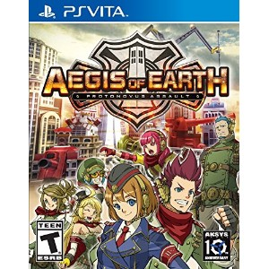 Aegis of Earth: Protonovus Assault (輸入版:北米) - PS Vita
