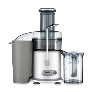 Breville JE98XL Juice Fountain Plus ジュースファウンテン・プラス 850-Watt Juice Extractor [並行輸入品]