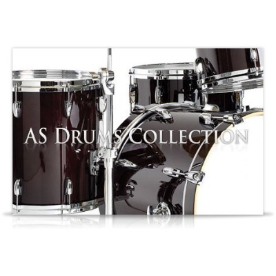 AS Drums Collection -ドラム音源-