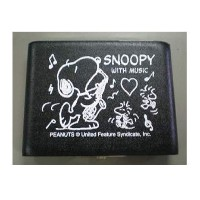 SNOOPY with Music SNOOPY/アルトサックス用リードケース SAS-05(5枚入)【SNOOPY with Music】