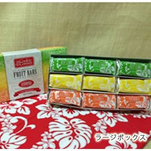 【Cookie Corner】Tropical Fruit Bar Assortment Large Box (27pc)