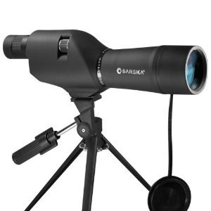 【並行輸入品】Barska CO11502 20-60x60 Waterproof 防水 Straight Spotting Scope with Tripod
