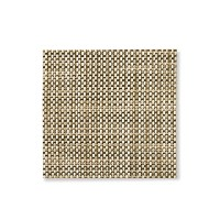 Chilewich(チルウィッチ) コースター BASKETWEAVE/MINI BASKETWEAVE ワンサイズ MINI BASKETWEAVE/linen