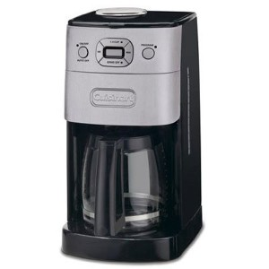 Cuisinart grind-and-brew Thermal 10-cup自動コーヒーメーカー 12-Cup シルバー ZPV-2267