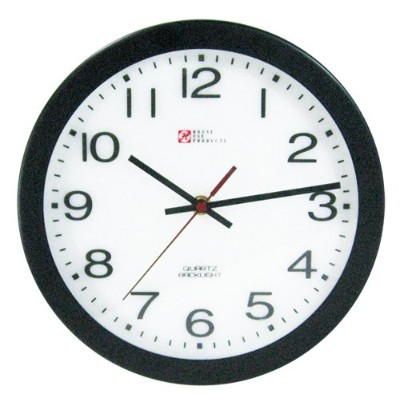 HOUSE USE PRODUCTS(ハウスユーズプロダクツ) 掛け時計 LIGHT-UP WALL CLOCK apt NUMBER HFT155 [正規代理店品]