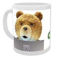 Ted Mug Ted is coming