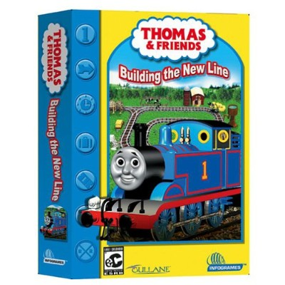 Thomas & Friends Building the New Line (輸入版)