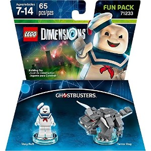 Lego Dimensions Ghostbusters Stay Puft Fun Pack 北米版