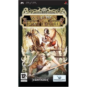 Warriors of Lost Empire (輸入版:北米) PSP