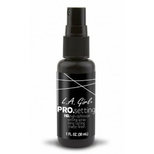 L.A. GIRL Pro Setting Spray - Matte Finish (並行輸入品)