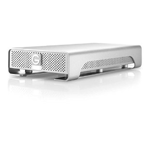 G-Technology G-DRIVE 4000GB Silver JP with eSATA 0G02930