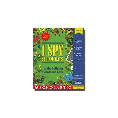 I SPY School Days (Jewel Case) (輸入版)
