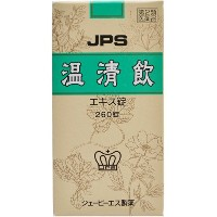 【第2類医薬品】JPS温清飲エキス錠N 260錠