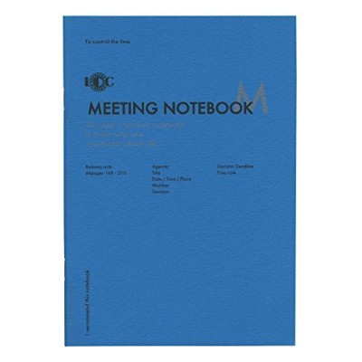 A5 ファンクションノート MEETING NOTEBOOK (ミーティングノート) NOTE-A5