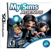My Sims Agents (輸入版:北米) DS