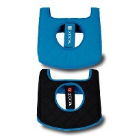 【ZUCAアクセサリー】Seat Cushion Black/Blue