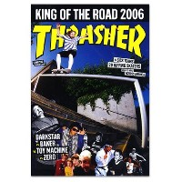 【スケートボードDVD】King Of The Road 2006 (ZERO VS TOY MACHINE VS BAKER VS DARKSTAR) 輸入版