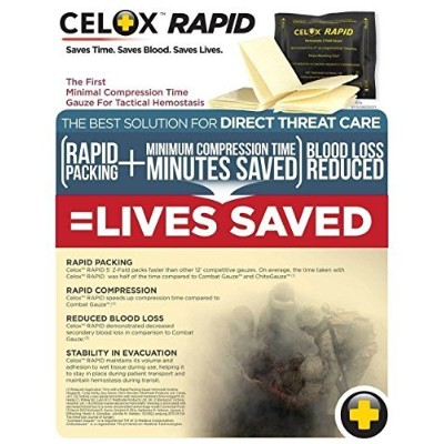 Celox Rapid Expiration by CELOX