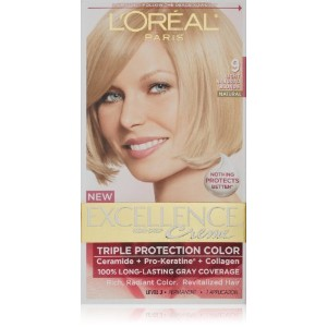 Excellence Light Natural Blonde by L'Oreal Paris Hair Color [並行輸入品]