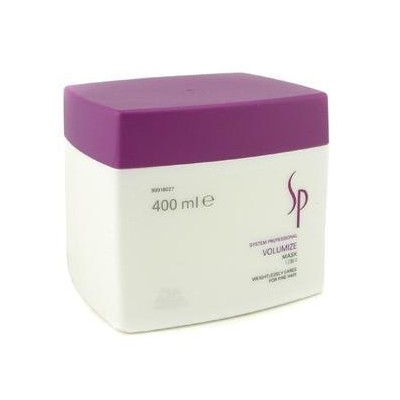 Hair Care-Wella - System Professional-Sp Volumize Mask (For Fine Hair)-400ml/13.33oz by Wella ...