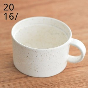 2016/ BIG-GAME Coffee Cup S White Sprinkle 有田焼 コーヒーカップ ホワイト 白/陶磁器 _z