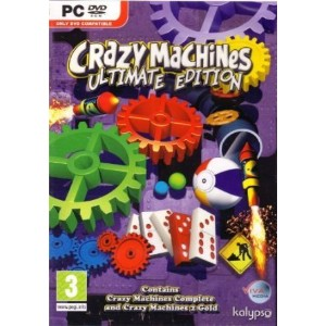 Crazy Machines - Ultimate Edition (輸入版)