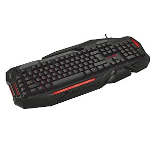 TRUST GAMING GXT 285 Advanced Gaming Keyboard 20433(正規保証品)