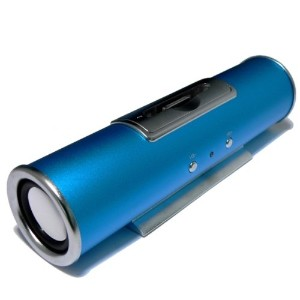 Brighton LaLa Speaker for iPod ブルー BI-SPLALA/B