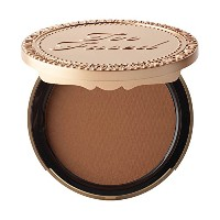 Too Faced Dark Chocolate Soleil Deep/tan Matte Bronzer (並行輸入品) [並行輸入品]