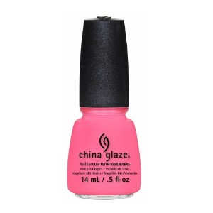 CHINA GLAZE Nail Lacquer - Sunsational - Neon On & On (並行輸入品)