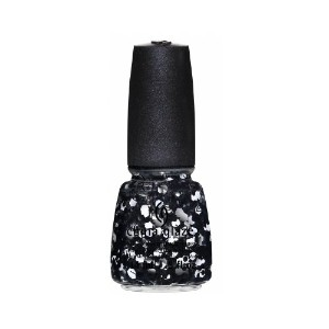 CHINA GLAZE Nail Lacquer - Cirque Du Soleil Worlds Away 3D - Whirled Away (並行輸入品)