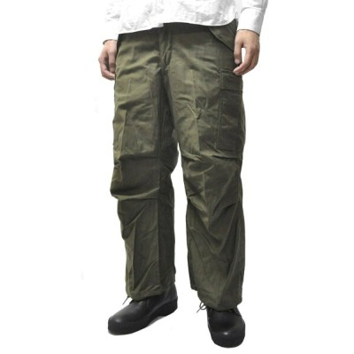 US.ARMY(USアーミー) 【MADE.IN.U.S.A】 DEAD STOCK M-65 FIELD PANTS with LINER(アメリカ製 デッドストック M65 フィールドパンツ...