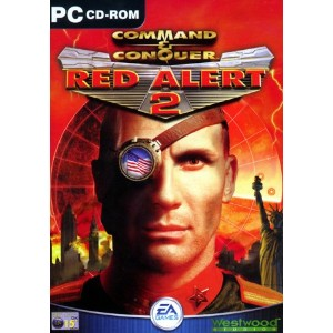 RED ALERT 2 - COMMAND AND CONQUER (輸入版)