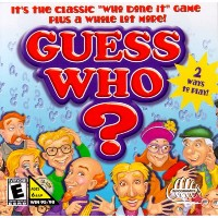 Guess Who (Jewel Case) (輸入版)
