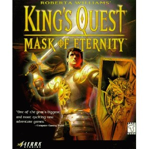 King's Quest 8: Mask of Eternity (輸入版)