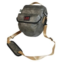 L.S.D. California Series Camera Pouch PHOTORING #Stone/Moss