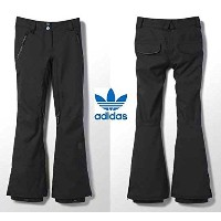 2015■ADIDAS■SNOWBOARDING■RUN THE SNOW STRETCH PANT■BLACK■XS