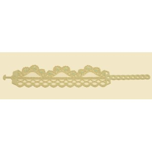 fuloope rubber jewel fuloope フループ フループ ラバー ジュエル Lace 230mm