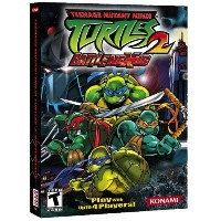 Teenage Mutant Ninja Turtles 2 (輸入版)