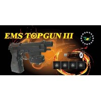 PS3/PS2/PC/XBOX EMS TopGun III ( ガンコントローラー )