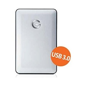 G-Technology G-DRIVE mobile USB 3.0 1000GB 7200 Silver JP 0G02877