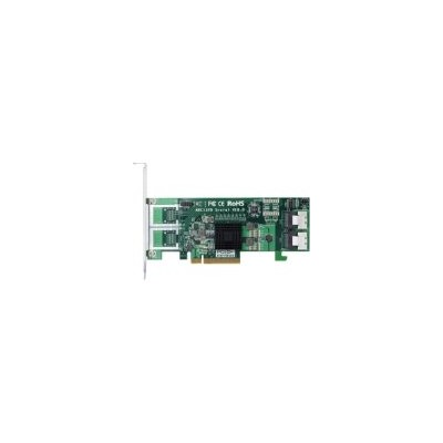 ARECA PCIe x4 SAS 6G HBA w/Internal connector 2x SFF-8087 ARC-1320-8i