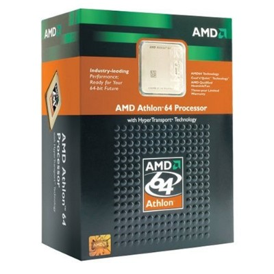AMD Athlon64X2 4800+ BOX (動作周波数2.4GHz×2/L2=1MB×2/Socket939) ADA4800CDBOX