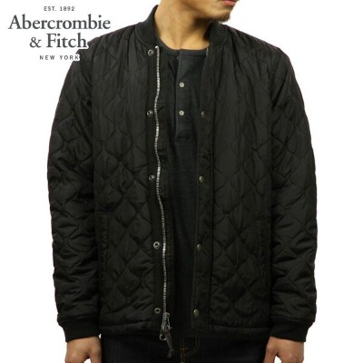 15%OFFセール 【販売期間 10/19 20:00~10/26 1:59】 アバクロ Abercrombie&Fitch 正規品 メンズ アウタージャケット SHERPA QUILTED...