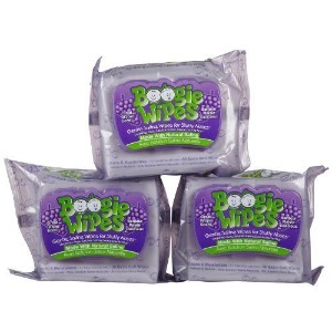 Boogie Wipes Boogie Bundle - Grape (3 Pack) by Boogie Wipes [並行輸入品]