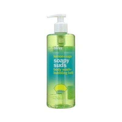 Bliss Lemon-sage Soapy Suds Body Wash-bubbling Bath (並行輸入品) [並行輸入品]