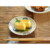 【M'home style】和食器 花友禅リム付き3.5皿